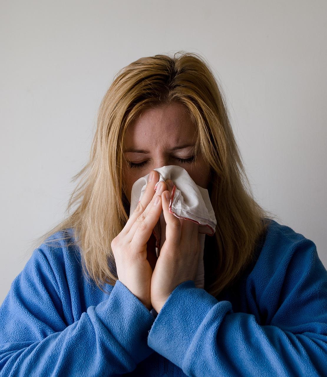 Jak smog wpływa na alergie?