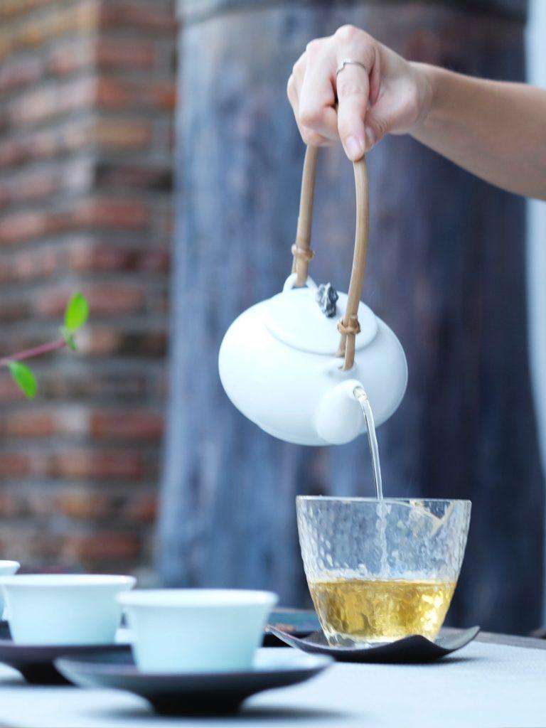 Magia herbaty z Japonii